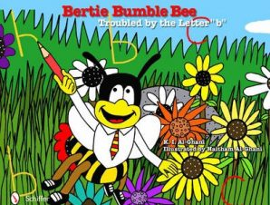 BERTIE BUMBLE BEE: TROUBLED BY THE LETTE