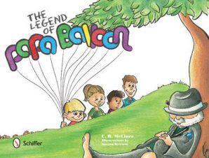 LEGEND OF PAPA BALLOON