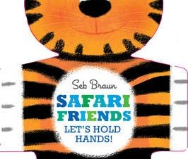 SAFARI FRIENDS: LETS HOLD HANDS
