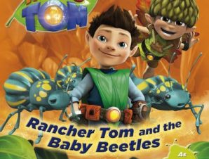 TREE FU TOM: RANCHER TOM AND THE BABY BE