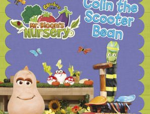MR BLOOMS NURSERY: COLIN THE SCOOTER BE