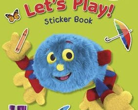WOOLLY AND TIG: LETS PLAY! STICKER BOOK