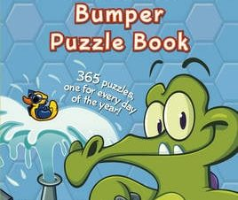 WHERES MY WATER: TRI-DUCK BUMPER PUZZLE