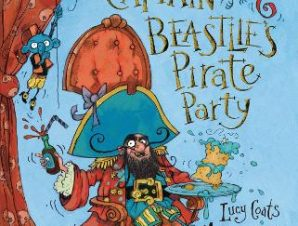 CAPTAIN BEASTLIES PIRATE PARTY