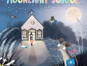MOUSES FIRST NIGHT AT MOONLIGHT SCHOOL