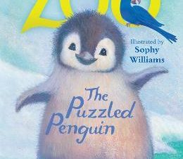 ZOES RESCUE ZOO: THE PUZZLED PENGUIN