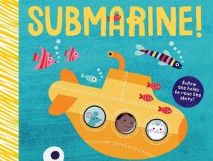 LOOK, THERES A SUBMARINE!