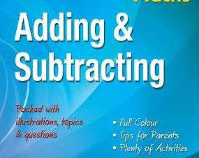 ADDING & SUBTRACTING, AGES 4-7 (MATHS)