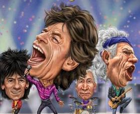 WHO ARE THE ROLLING STONESx