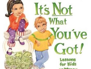 ITS NOT WHAT YOUVE GOT