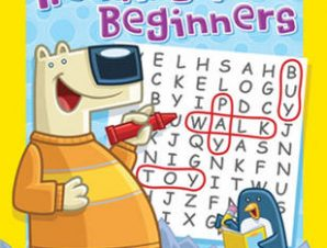 FIRST WORD SEARCH: READING FOR BEGI