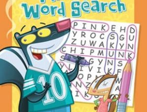 FIRST WORD SEARCH: PHONICS WORD SEA
