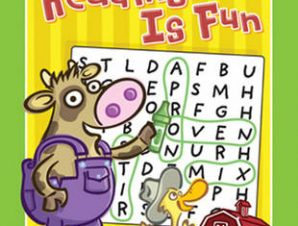 FIRST WORD SEARCH: READING IS FUN