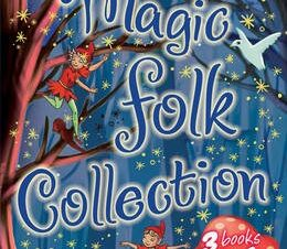 """The Magic Folk Collection """"A Book of Pixie Stories"""", """"The Book of Fairies"""", """"The Book of Brownies"""""""