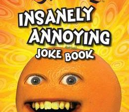 ANNOYING ORANGE INSANELY ANNOYING JOKE B