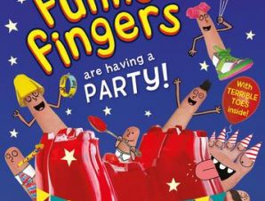 FUNNY FINGERS HAVE A PARTY