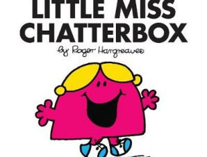 LITTLE MISS CHATTERBOX