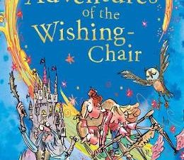 THEADVENTURES OF THE WISHING-CHAIR