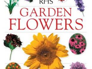 RHS Garden Flowers Ultimate Sticker Book