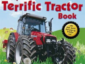 My Terrific Tractor Book!