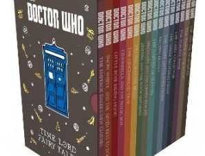 DOCTOR WHO: TIME LORD FAIRY TALES SLIPCA