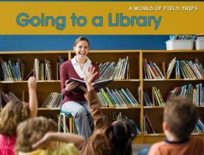 GOING TO A LIBRARY