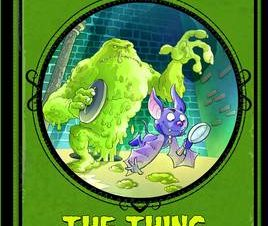 THING IN THE SEWERS