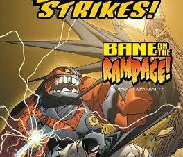 BANE ON THE RAMPAGE!