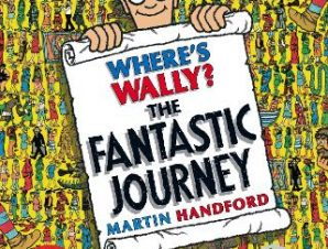 WHERES WALLYx THE FANTASTIC JOURNEY