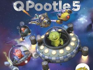 Q POOTLE 5: GREAT SPACE RACE