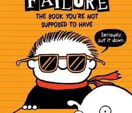 TIMMY FAILURE: THE BOOK YOURE NOT SUPPO