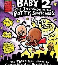 SUPER DIAPER BABY 2 – THE INVASION OF TH