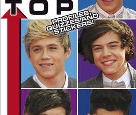 One Direction Straight to the Top: Profiles, Quizzes and Stickers!