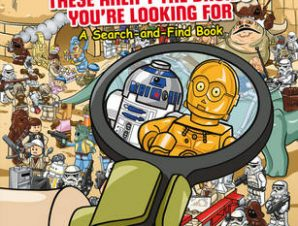LEGO STAR WARS: A SEARCH-AND-FIND BOOK