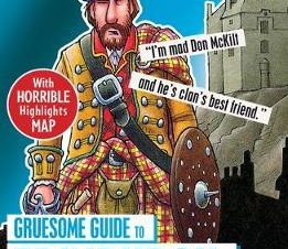 HORRIBLE HISTORIES: GRUESOME GUIDE TO ED