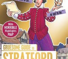 HORRIBLE HISTORIES: GRUESOME GUIDE TO ST