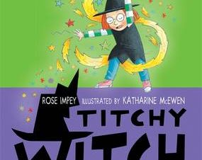 TITCHY WITCH AND THE BABYSITTING SPELL