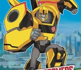TRANSFORMERS: EARLY READER: BUMBLEBEE TH