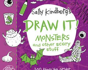 DRAW IT: MONSTERS
