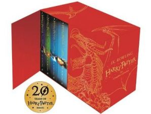 HARRY POTTER BOX SET: THE COMPLETE COLLE