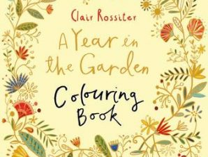 KEW A YEAR IN THE GARDEN COLOURING BOOK