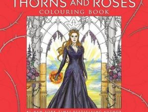 ACOURT OF THORNS AND ROSES COLOURING BO