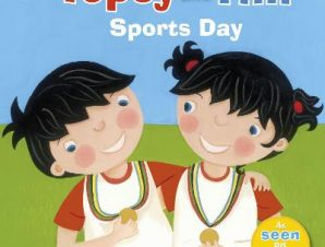TOPSY AND TIM SPORTS DAY