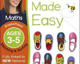 MATCHING AND SORTING PRESCHOOL AGES 3–5