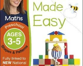SHAPES AND PATTERNS PRESCHOOL AGES 3–5