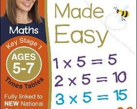 TIMES TABLES AGES 5–7 KEY STAGE 1
