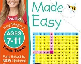 TIMES TABLES AGES 7–11 KEY STAGE 2