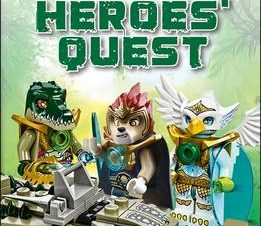 LEGO Legends of Chima Heroes' Quest
