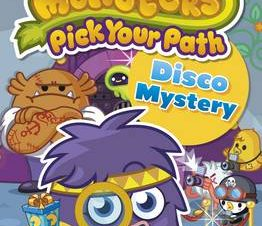 Disco Mystery Pick Your Path 1