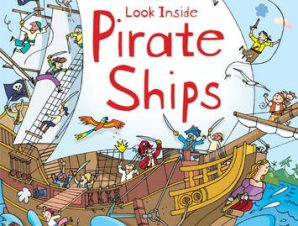 Look Inside a Pirate Ship